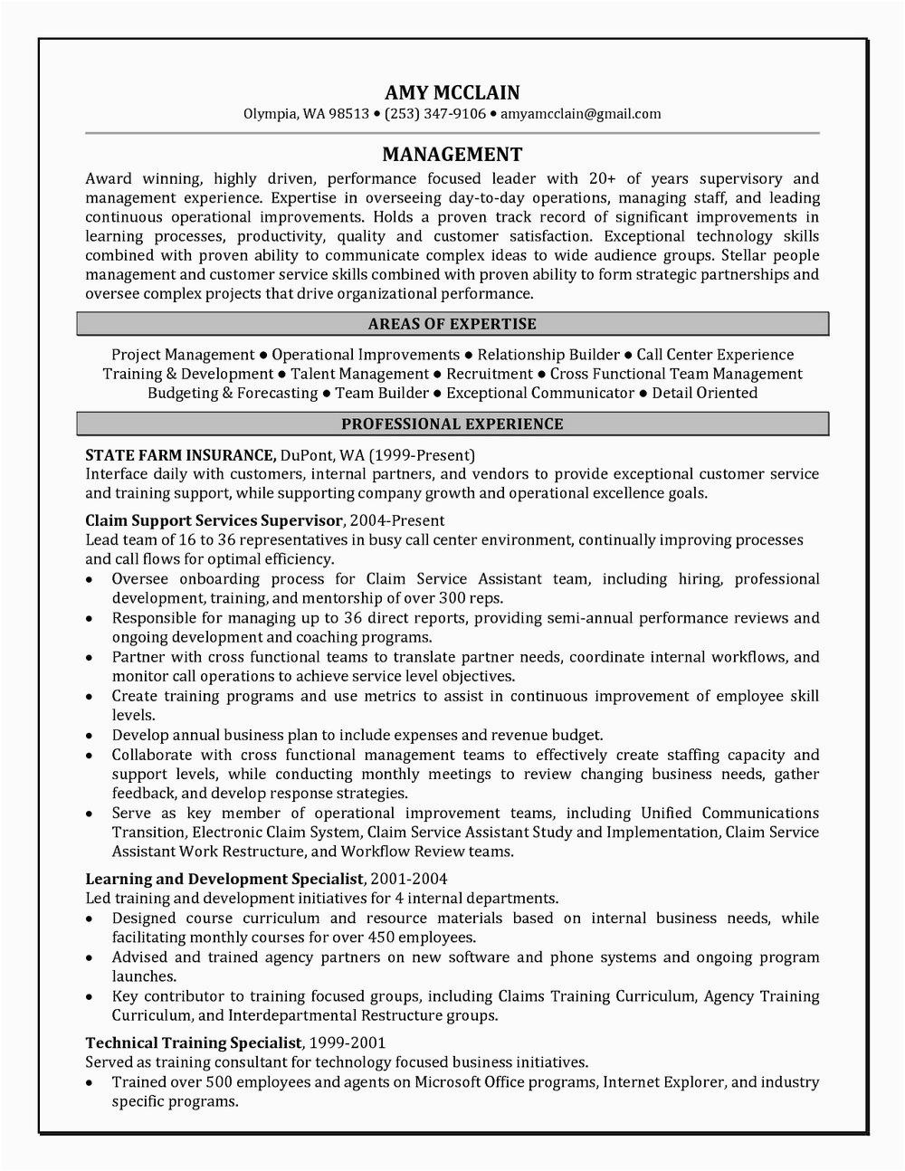 inbound outbound call centre resume