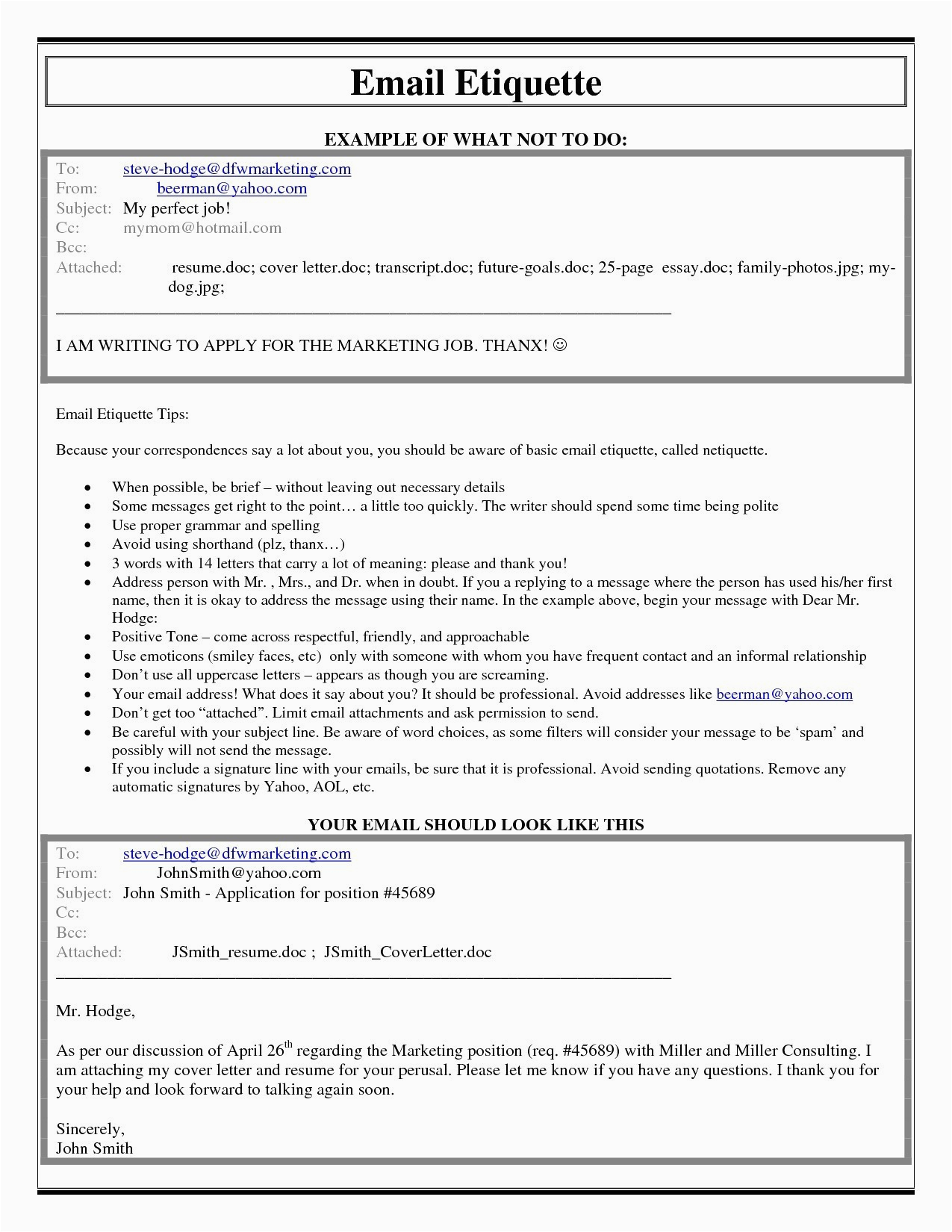 Sample Email Message with attached Resume 11 12 Resume Email Sample Lascazuelasphilly
