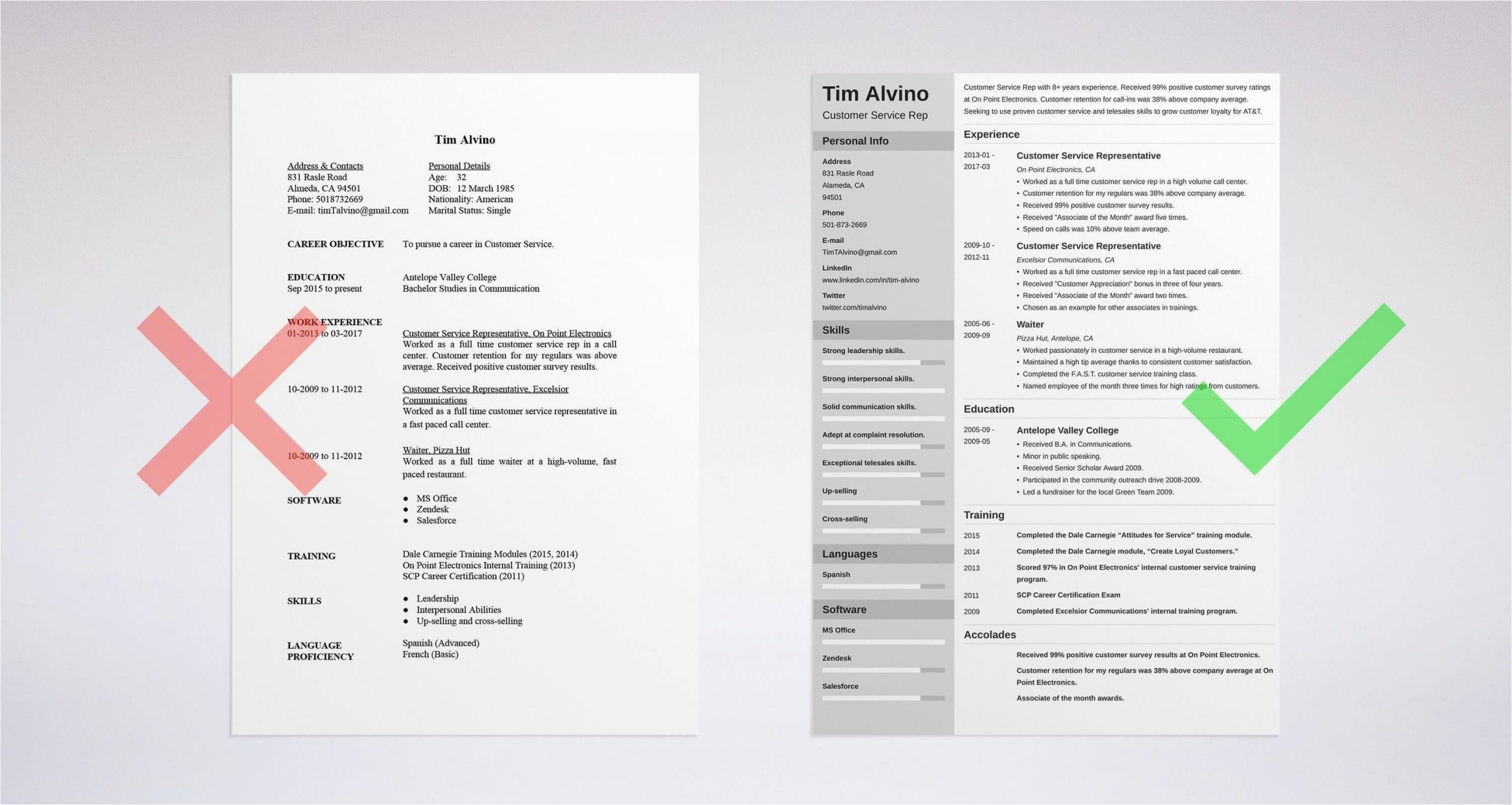 how to email a resume