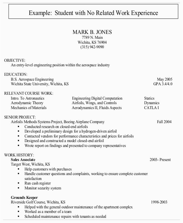 Sample Resume for Administrative assistant with No Experience Entry Level Administrative assistant Resume – 7 Free Pdf