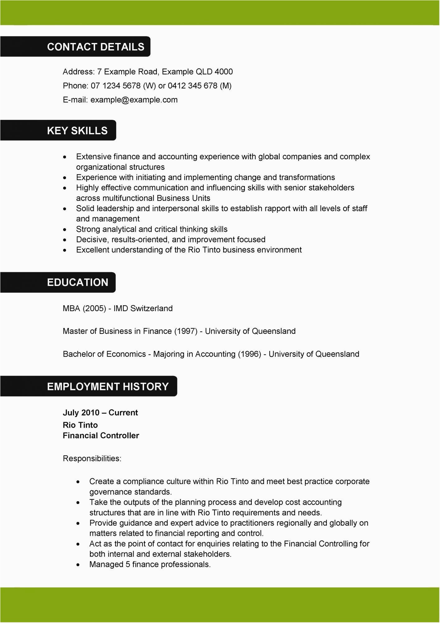 Sample Resume for Aged Care Worker Position Sample Resume for Aged Care Worker Position