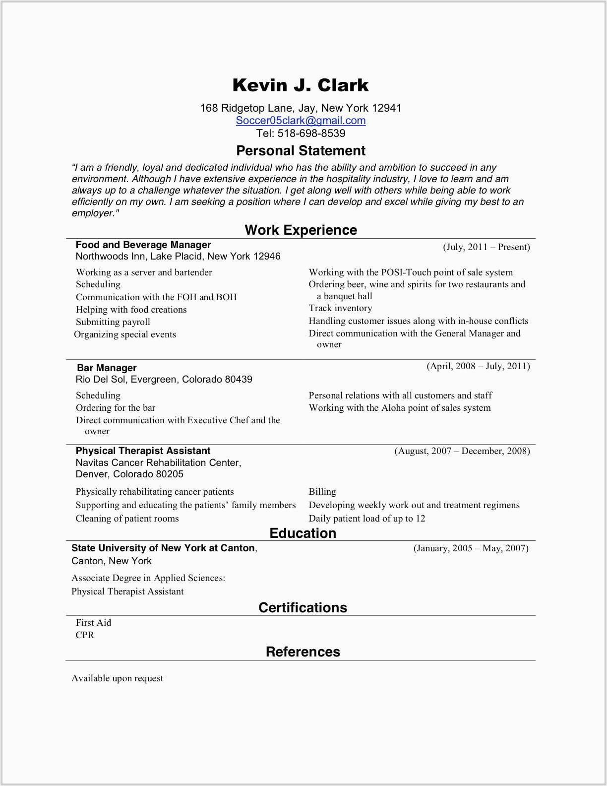 Sample Resume for New Graduate Lpn Nurse 11 12 Lvn Nursing Resume Examples Lascazuelasphilly