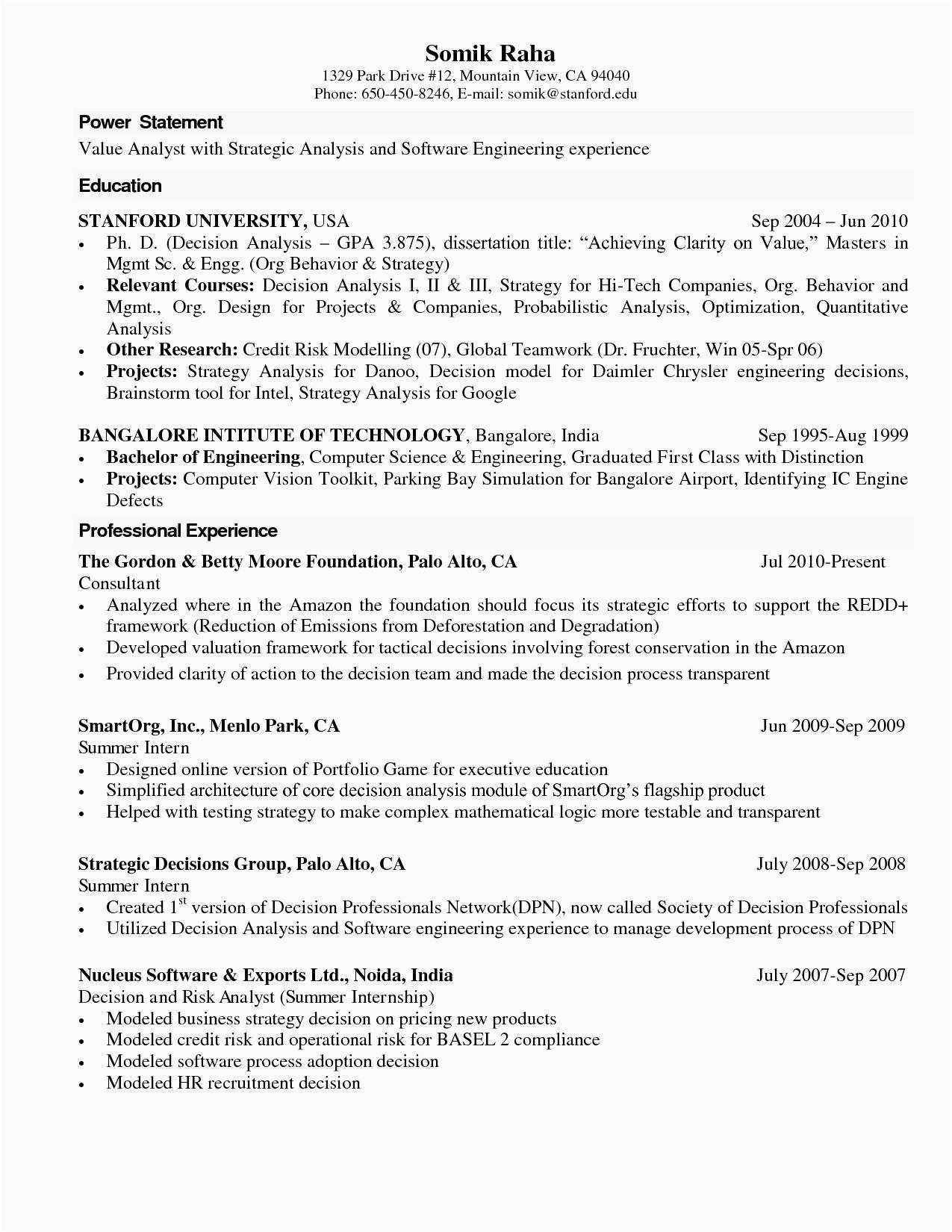 12 13 data scientist resume format
