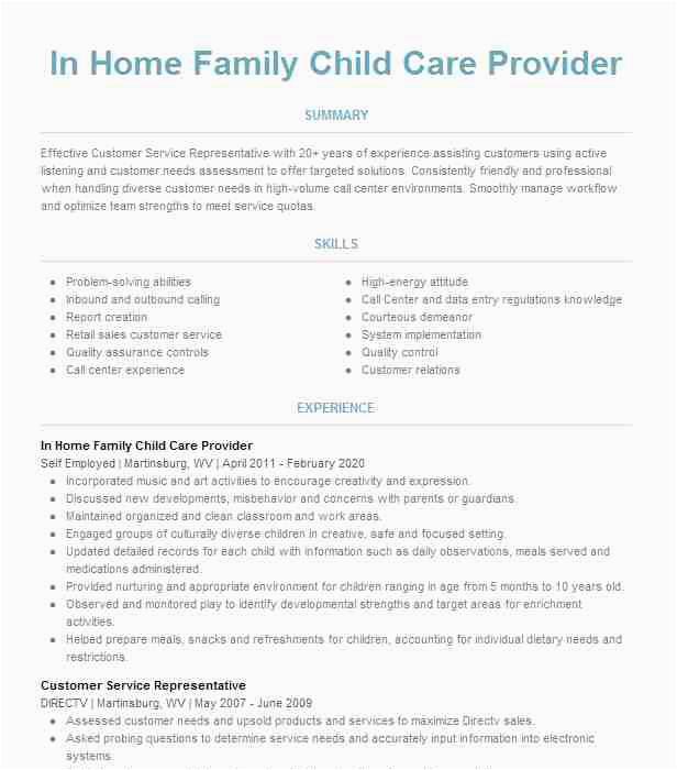in home child care provider d92e481dadee03fb072e209b