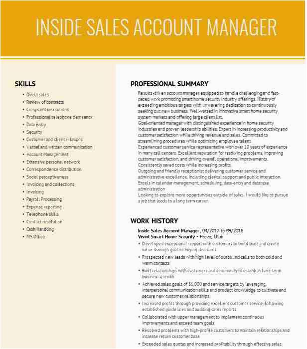 inside sales account manager 3006edd8aff145f6a4f760be2c51b4a5