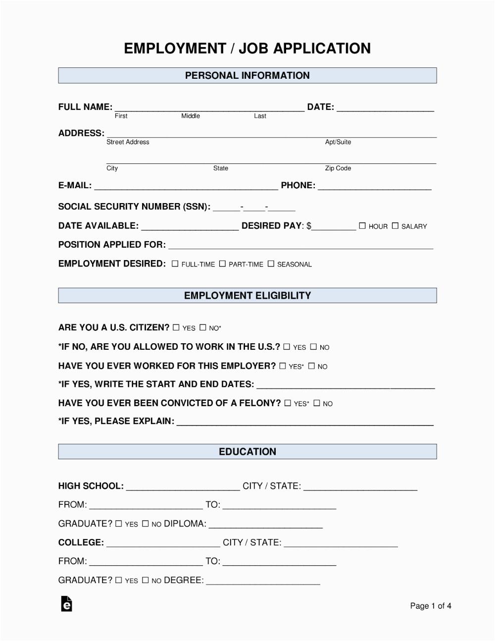fillable fill in blank resume worksheet