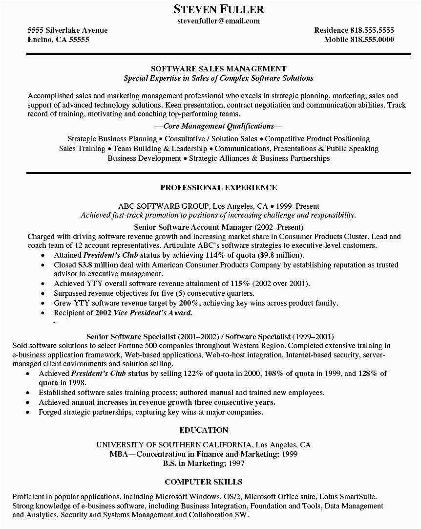 account executive resume pdf