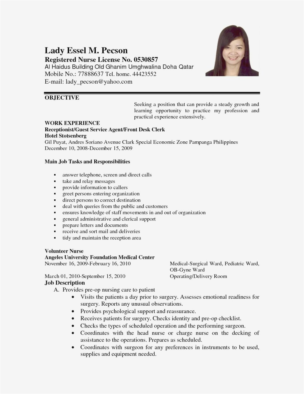 objective for resume job objective in resumes simple for resume fresh good objectives new post administrative assistant effective objecti customer service career call center general phlebotomist teac