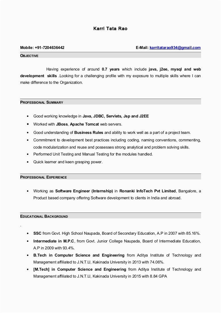 2 year work experience resume sample 2 exciting parts of attending 2 year work experience resume sample
