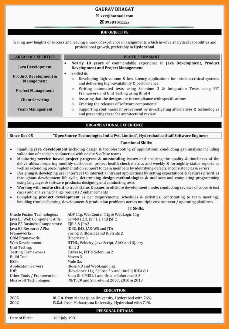 11 12 performance testing resume samples