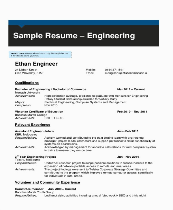 resume template for fresh graduate 4 doubts about resume template for fresh graduate you should clarify