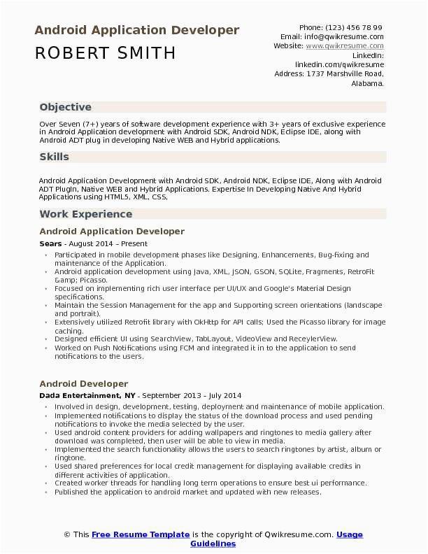 java developer resume 3 years experience