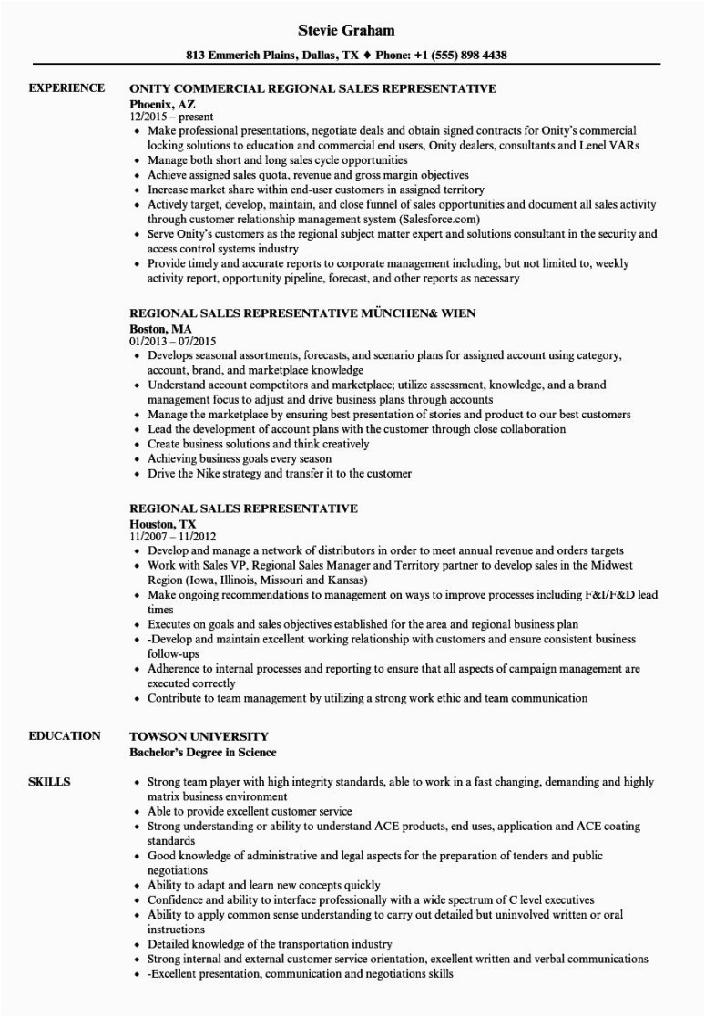 free regional sales representative resume samples velvet jobs salesperson job description template doc