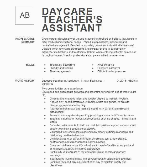 daycare teachers assistant 00b693d4099a47d f90ed c