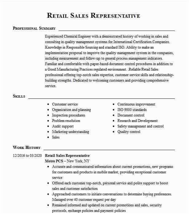 retail sales representative aaf10b b96b d48e6f8