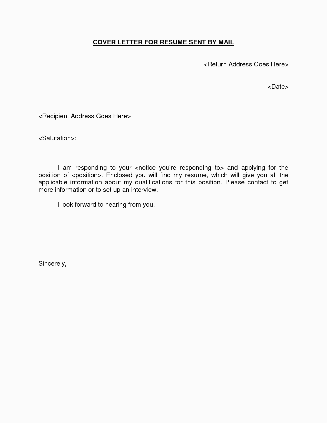 river q=resume and cover letters