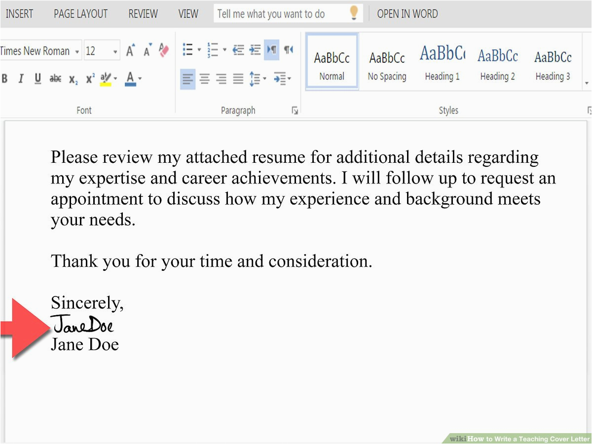 job application sample email to send resume