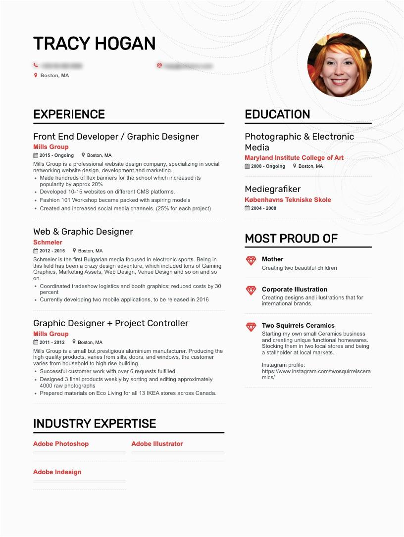 resume sample freelancer philippines