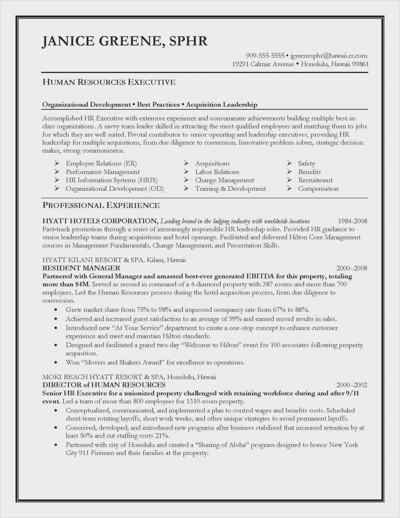 Sample Phrases for Skills On Resume Free Collection 52 Career Builder Resume Examples