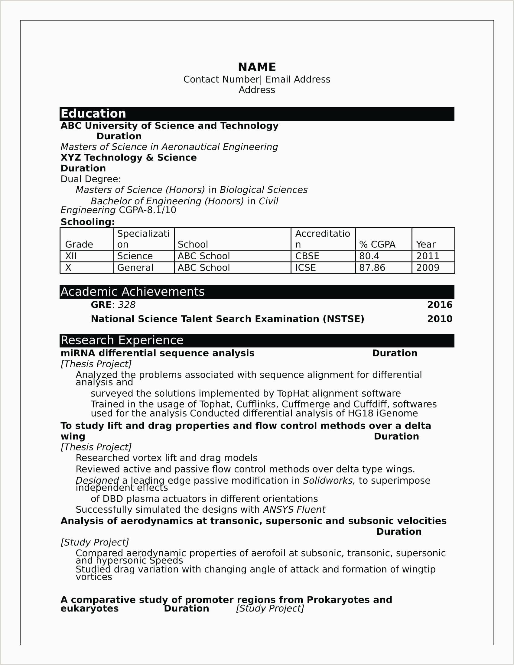 fresher civil engineer resume format pdf
