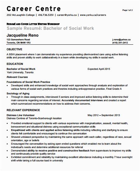 social worker resume sample templates