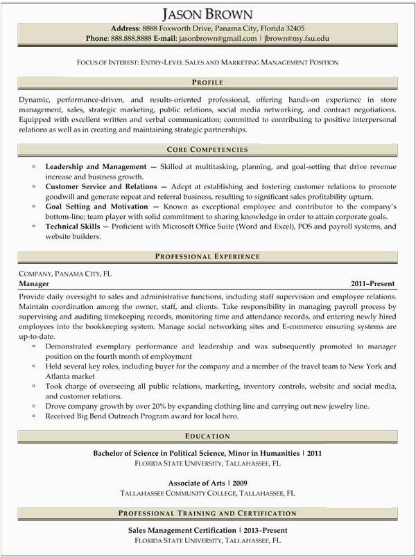 entry level social worker resume