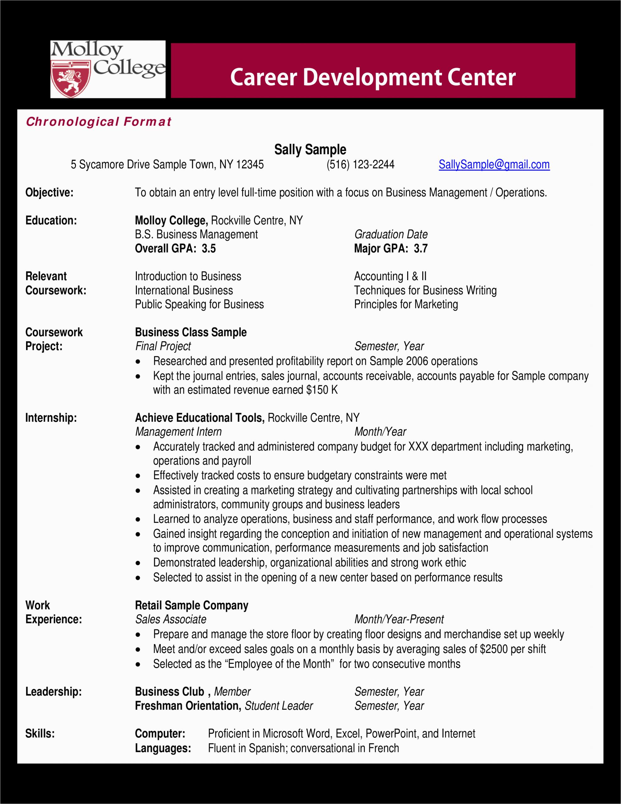 Entry Level social Worker Resume Sample Entry Level social Work Resume