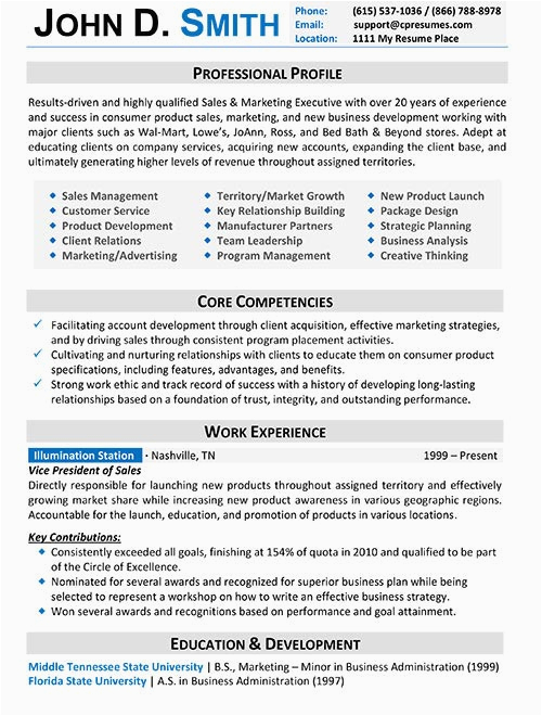 resume format 20 years experience