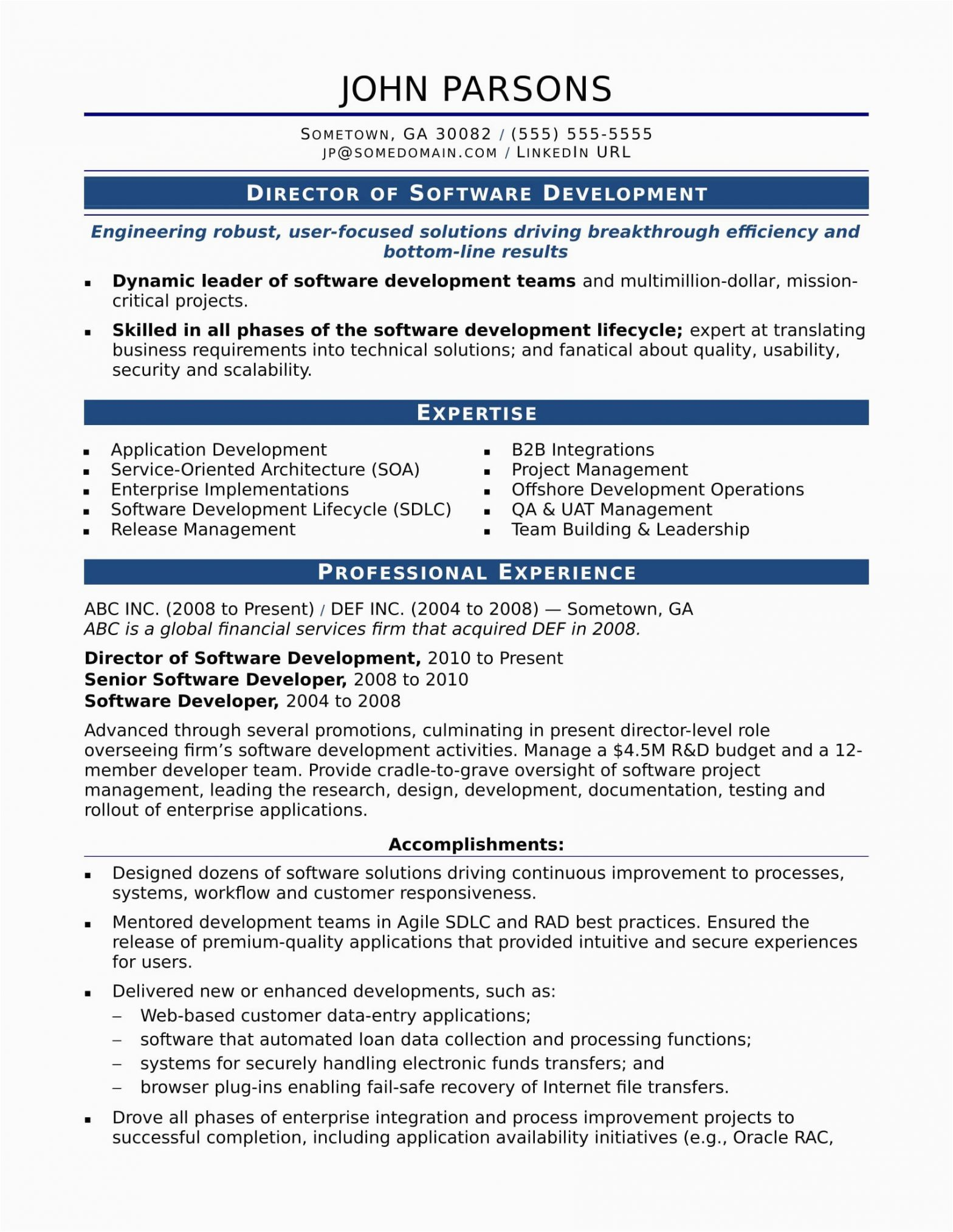 Sample Resume for 3 Years Experienced Mainframe Developer 20 Java Developer Resume 3 Years Experience