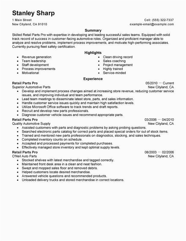 sample resume for area sales manager in