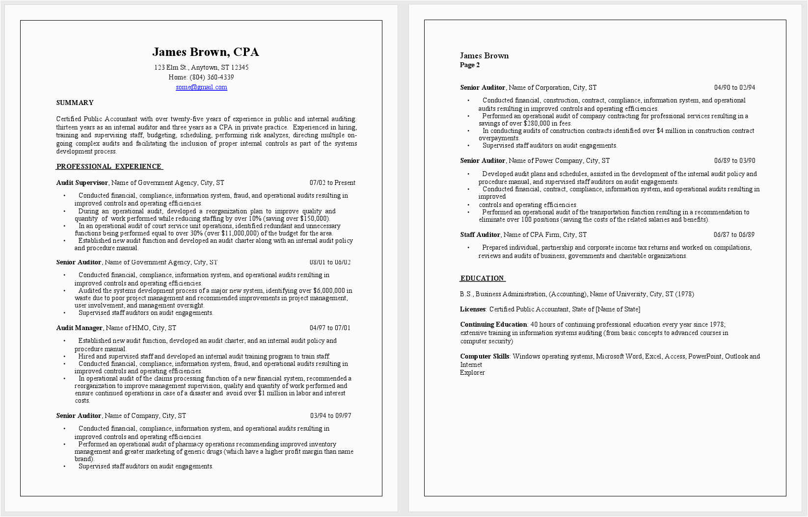 Sample Resume for Cpa Board Passer top 10 Cpa Firms In Texas