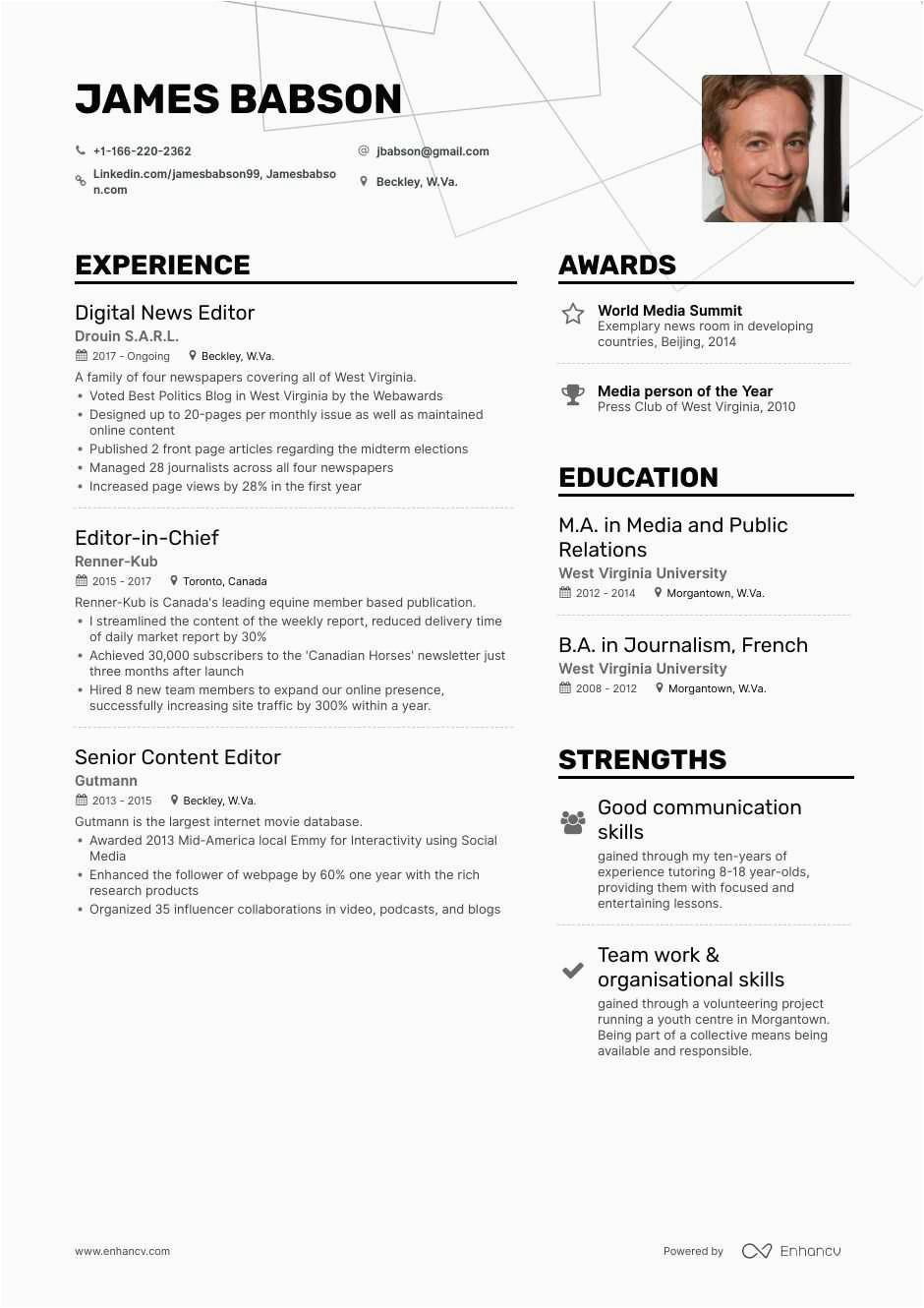 Sample Resume that Can Be Edited Editor Resume Samples A Step by Step Guide for 2020