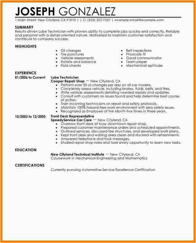 5 entry level customer service resume