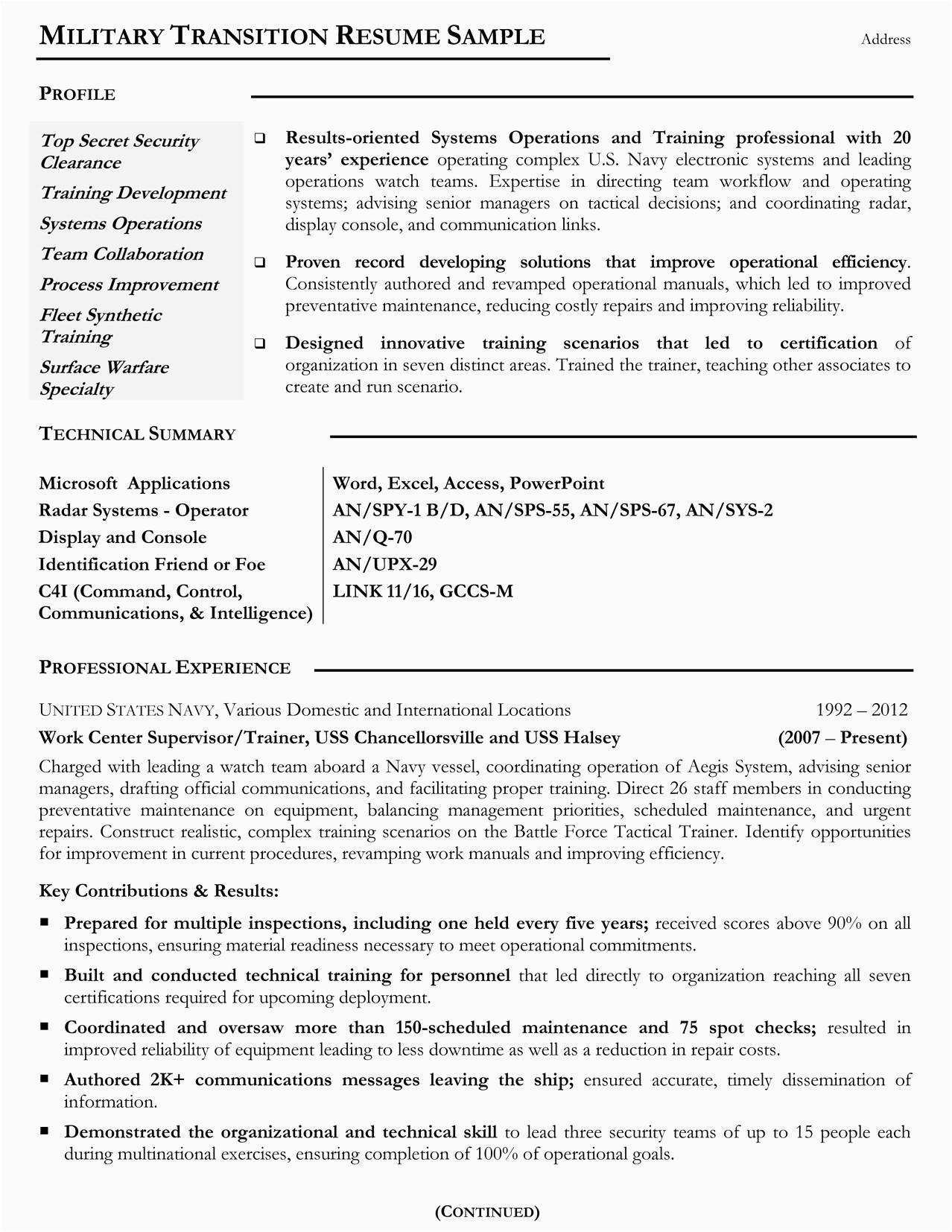 11 12 returning to workforce resume