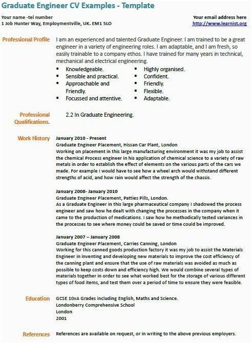 Sample Resume for Electrical Engineer Fresh Graduate Fresh Graduate Electrical Engineering Resume Best Resume
