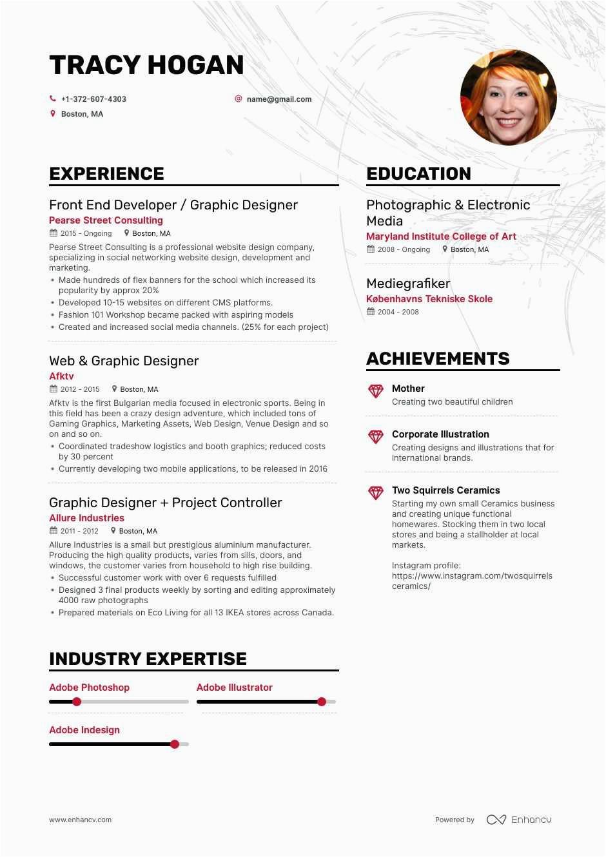 Sample Resume for Freelance Graphic Designer 8 Freelance Graphic Designer Resume Samples and Writing Guide
